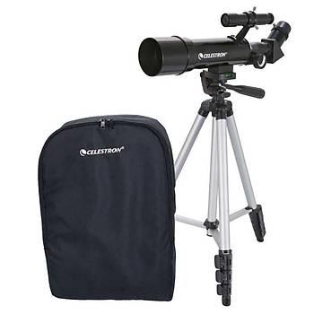 Celestron 21038 Travel Scope 50 Portable Teleskop
