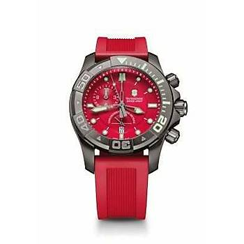 Victorinox Swiss Army 241422 Dive Master 500 Chronograph Saat
