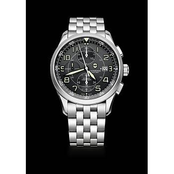 Victorinox Swiss Army 241620 AirBoss Mechanical Chronograph Saat