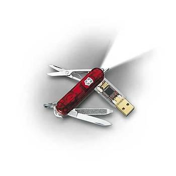Victorinox 4.6026.TG64 Fenerli 64GB USB Çaký