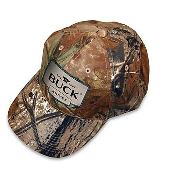 Buck (6372) RealTree Camo Adult Þapka