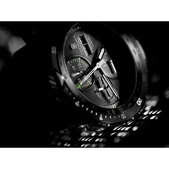 Victorinox Swiss Army 241527 Alpnach Mechanical Chronograph Saat