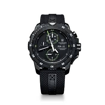 Victorinox Swiss Army 241527 Alpnach Mechanical Chronograph Saat