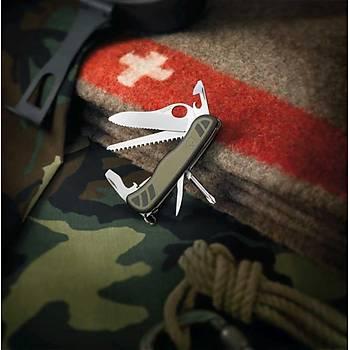 Victorinox 0.8461.MWCH Swiss Soldiers knife 08 Çaký