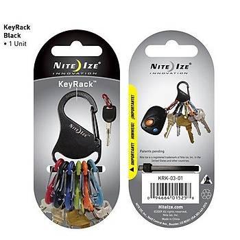 Nite-ize Keyrack-Siyah