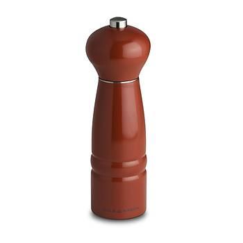 Cole & Mason H478751 Windsor Flame Red Gloss 180mm Tuz Deðirmeni