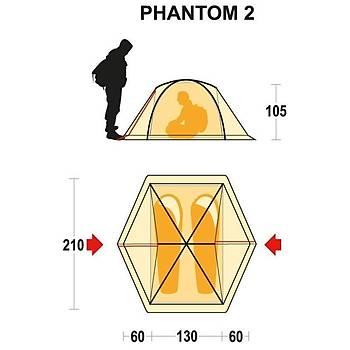 Ferrino Phantom 2 Çadýr