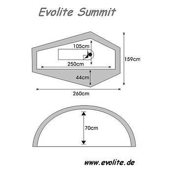 Evolite Summit (4 Mevsim) Çadýr