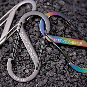 Nite-ize S-Biner Size 2-Spectrum