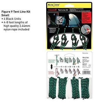 Nite-ize Figure 9 Tent Line Kit