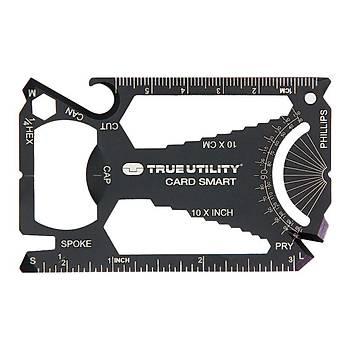 True Utility TU 207 Cardsmart 30 Fonksiyonlu Anahtarlýk