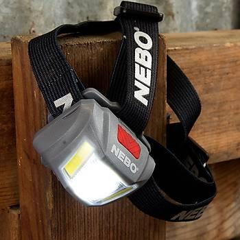 Nebo 6444 Duo 250 Lümen Kafa Feneri (Blisterli)
