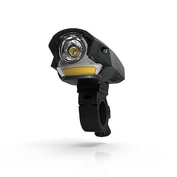 Nebo 6514 ARC250 Pro 250 Lümen Bisiklet Feneri 6lý Stand