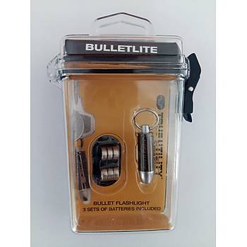 True Utility TU 311 Bulletlite Fenerli Anahtarlýk