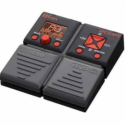 Zoom B1on Multi-Efekt Bass Prosesörü / ARA KABLO HEDÝYELÝ