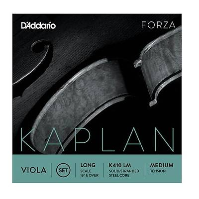 Daddario K410LM VIOLA TEL SETÝ, MEDIUM TENSION