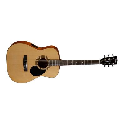 Cort AF510E-OP Elektro Akustik Gitar + Kýlýf + Pena