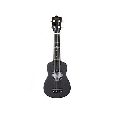 Malibu FZU-002 Soprano Ukulele (Siyah)