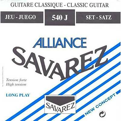 Savarez 540J Alliance HT Classic Blue Klasik Gitar Teli