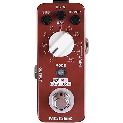 Mooer MOC1 Pure Octave Pedalý