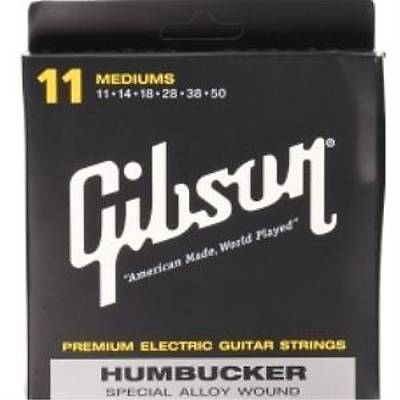 Gibson SEG-SA11 Humbucker Elektro Gitar Teli (11-50)
