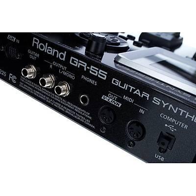ROLAND GR-55S-BK Gitar Synthesizer - GK3 Manyetik Setsiz
