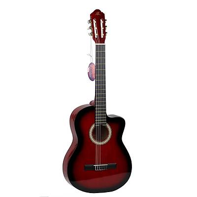 BARCELONA LC 3900 CRDS CUTAWAY Tam Boy Klasik Gitar Hediyeli