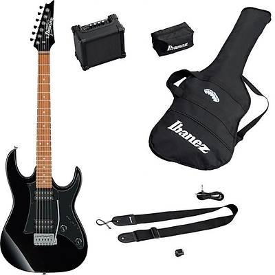 IBANEZ IJRX20U-BKN Elektro Gitar Paketi