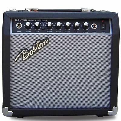 Boston GA15R Kombo Elektro Gitar Amfisi