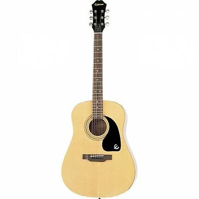 Epiphone DR-100 Akustik Gitar (Natural)