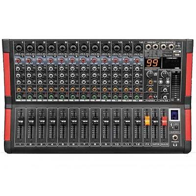 Kozmos MiniTrack-112P / 2 x 250W Power Mixer