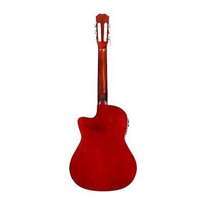 Fenix FX-CG209CENT Cutway Elektro Klasik Gitar (Natural)