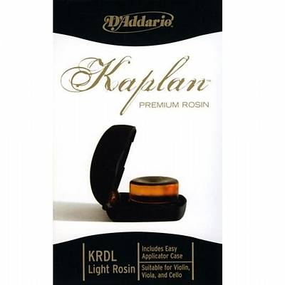 D'addario Kaplan Premium Rosin KRDL Light Rosin Reçine