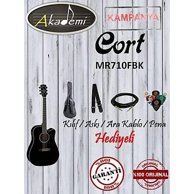 CORT MR710FBK ELEKTRO AKUSTÝK Gitar / Hediyeli