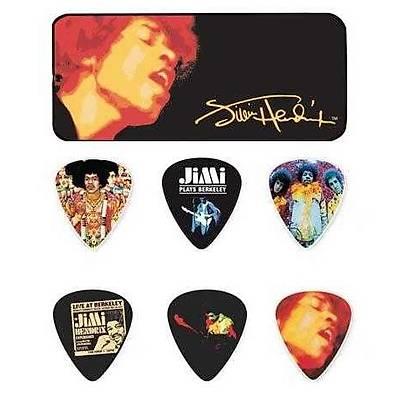 Jim Dunlop Jimi Hendrix Electric Ladyland 12li Pena Seti (Heavy)