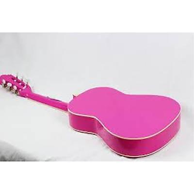 BARCELONA LC 3600 PK Pembe 3/4 Junior Boy Klasik Gitar Hediyeli
