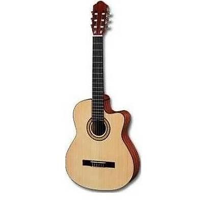 Barcelona LC 3900 CEQ NL Elektro Klasik Gitar Kýlýf Pena