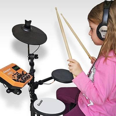 Carlsbro rock50 bp1 Dijital Çocuk Davulu (Tabure+Kulaklýk)