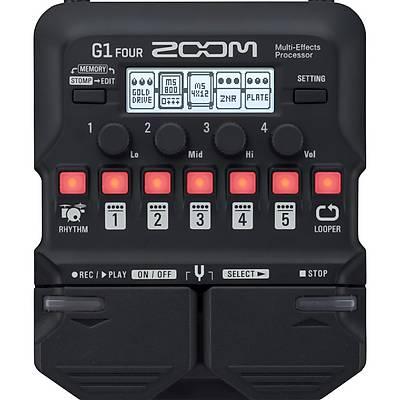 Zoom G1 FOUR Multi-Efekt Prosesörü