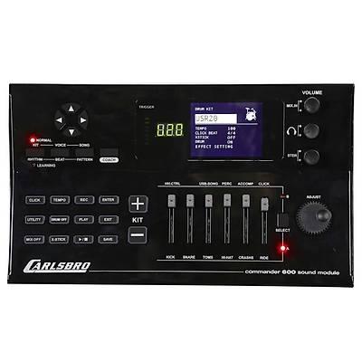 Carlsbro CSD600  Mesh Elektro Davul Seti (Kulaklýk ve Tabure)