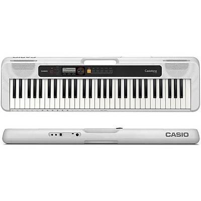Casio Casiotone CT-S200WEC2 61 Tuþlu Org (Beyaz)