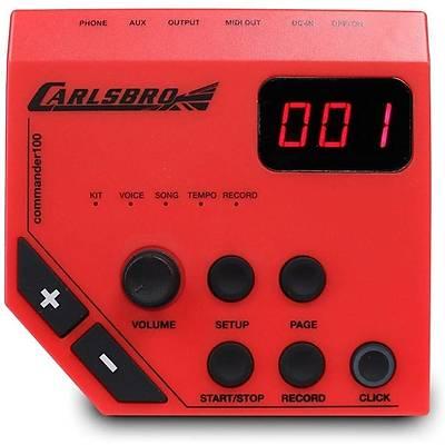 Carlsbro CSD100 Compact Electronik Davul Seti (Kulaklýk ve Tabure)
