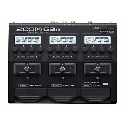 Zoom G3n Multi-Effects Prosesörü