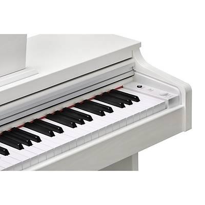 Kurzweil M115-WH Dijital Piyano (Beyaz)