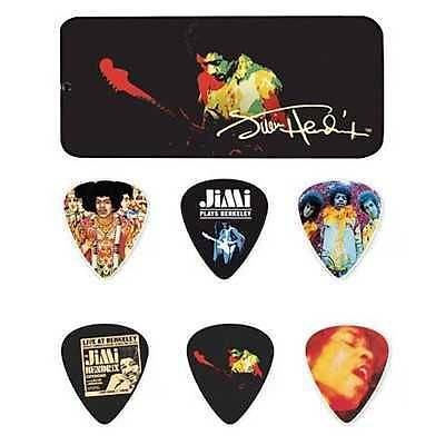 Jim Dunlop Jimi Hendrix Band Of Gypsys 12li Pena Seti (Heavy)