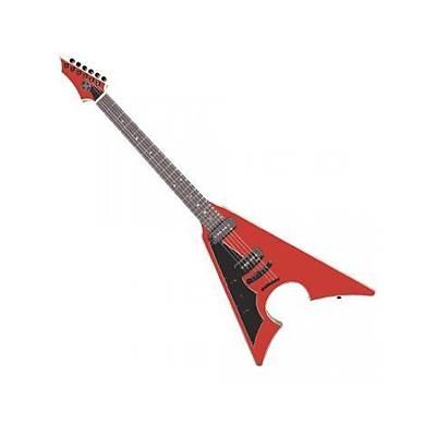 AXL Bloodsport Jacknife Solak V Elektro Gitar