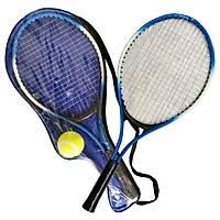 Liggo Çocuk Tenis Raketi Seti 21'' 2 Raket+1 Top Çantalý Set