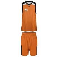 Liggo Jazz Basketbol Forma Turuncu