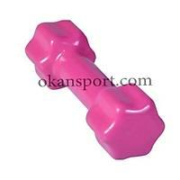 1,5 Kg PVC Vinly Dambýl Pembe