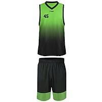 Liggo Lakers Basketbol Forma Þort Takýmý Yeþil